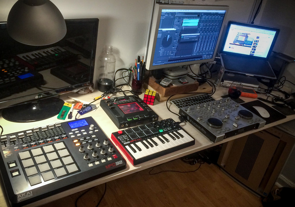 Working Setup